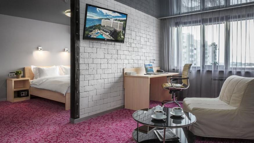 Pogostite.ru - Маринс Парк Отель Нижний Новгород (рядом с Нижегородской ярмаркой) #12