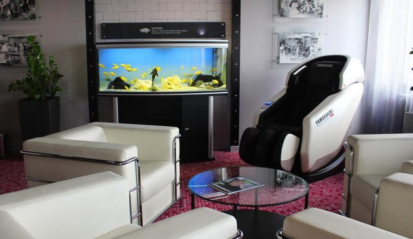 Pogostite.ru - Маринс Парк Отель Нижний Новгород (рядом с Нижегородской ярмаркой) #33