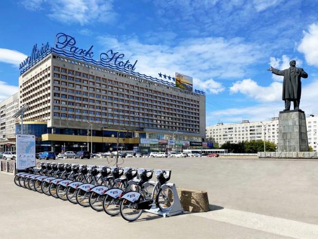 Pogostite.ru - Маринс Парк Отель Нижний Новгород (рядом с Нижегородской ярмаркой) #38