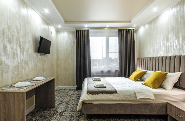 Pogostite.ru - Парк Отель Красногорск (Park-Hotel) - Стильные Номера #19