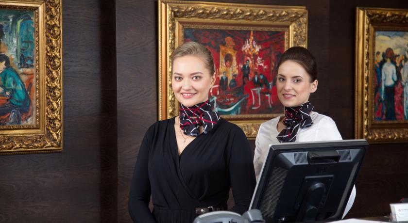 Pogostite.ru - СОКОС ОЛИМПИЯ ГАРДЕН - Original Sokos Hotel Olympia Garden (м. Технологический институт, Экспофорум) #2