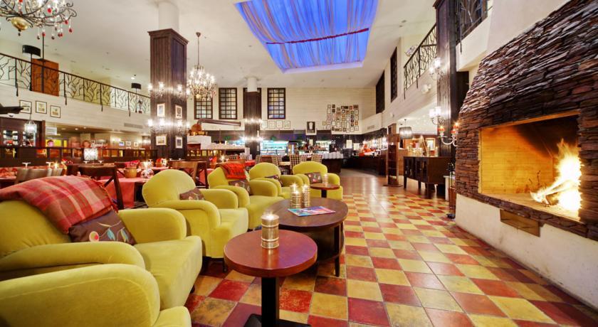 Pogostite.ru - СОКОС ОЛИМПИЯ ГАРДЕН - Original Sokos Hotel Olympia Garden (м. Технологический институт, Экспофорум) #7