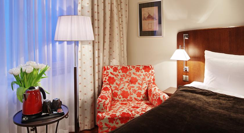 Pogostite.ru - СОКОС ОЛИМПИЯ ГАРДЕН - Original Sokos Hotel Olympia Garden (м. Технологический институт, Экспофорум) #14