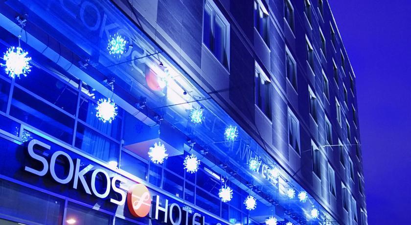 Pogostite.ru - СОКОС ОЛИМПИЯ ГАРДЕН - Original Sokos Hotel Olympia Garden (м. Технологический институт, Экспофорум) #1