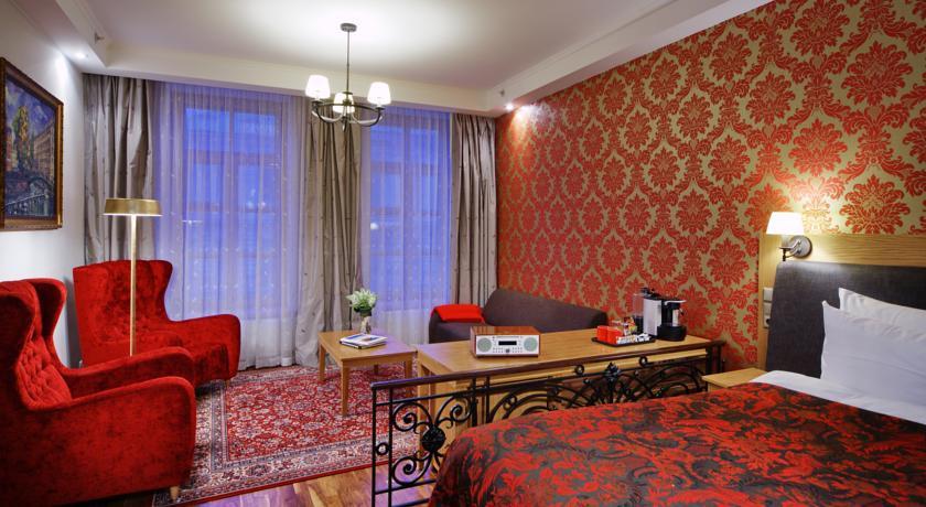 Pogostite.ru - СОЛО СОКОС ОТЕЛЬ ВАСИЛЬЕВСКИЙ - Solo Sokos Hotel Vasilievsky (м. Василеостровская) #21