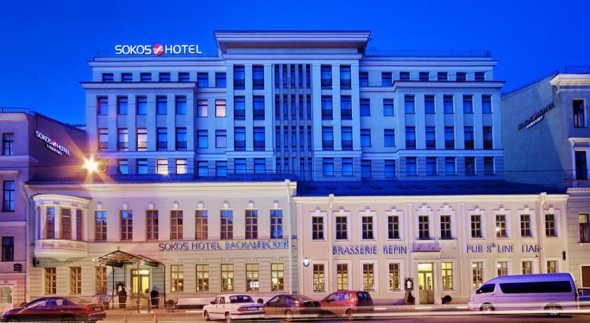Pogostite.ru - СОЛО СОКОС ОТЕЛЬ ВАСИЛЬЕВСКИЙ - Solo Sokos Hotel Vasilievsky (м. Василеостровская) #1