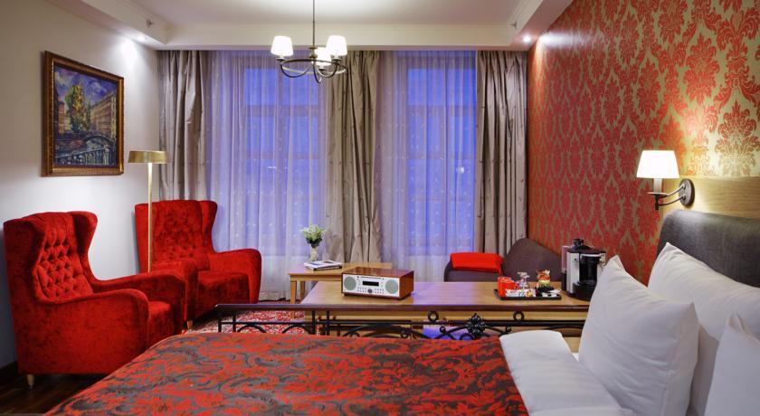 Pogostite.ru - СОЛО СОКОС ОТЕЛЬ ВАСИЛЬЕВСКИЙ - Solo Sokos Hotel Vasilievsky (м. Василеостровская) #19