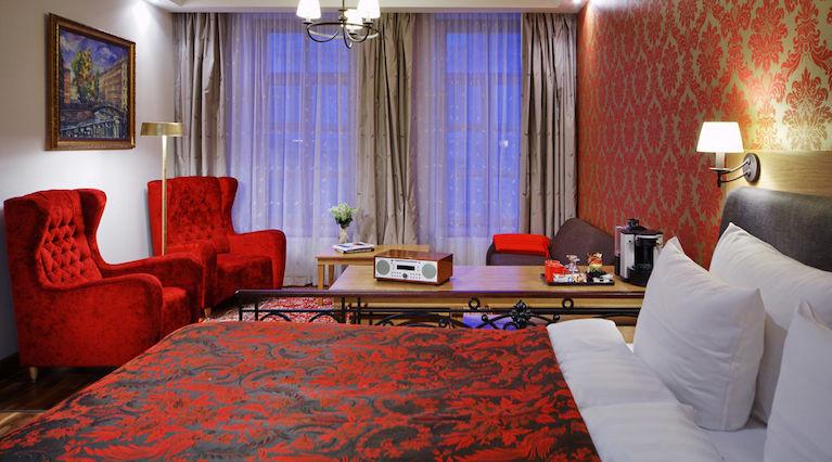 Pogostite.ru - СОЛО СОКОС ОТЕЛЬ ВАСИЛЬЕВСКИЙ - Solo Sokos Hotel Vasilievsky (м. Василеостровская) #13