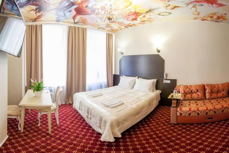 Pogostite.ru - Апартаменты Гранд на Кронверкском - Роскошные Номера #12