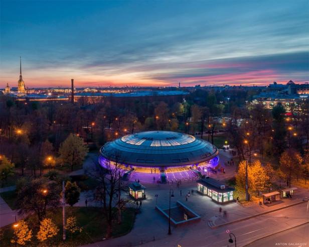 Pogostite.ru - Апартаменты Гранд на Кронверкском - Роскошные Номера #2