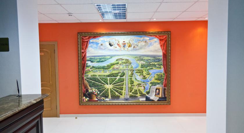 Pogostite.ru - ГОЛИЦЫНСКИЙ ПРИУСАДЕБНЫЙ ОТЕЛЬ (м. Рязанский проспект, Кузьминки) #19