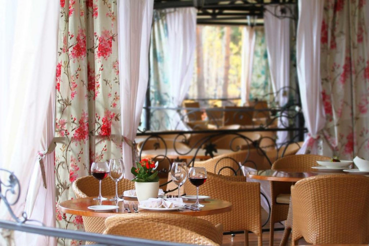 Pogostite.ru - Park Hotel #15