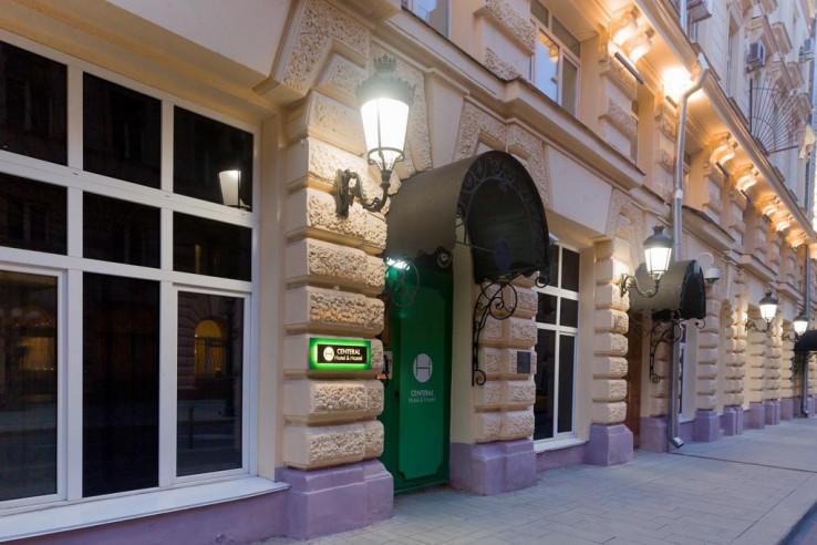 Pogostite.ru - Centeral Hotel (Тверской Район) - Стильные Номера #1