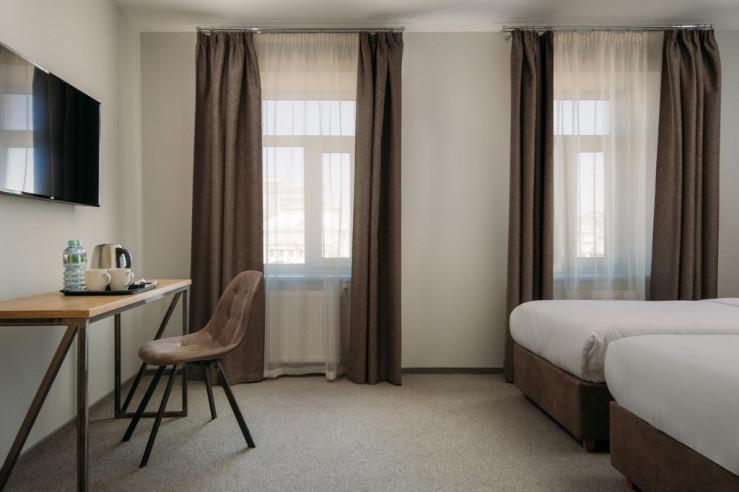 Pogostite.ru - Кустос Тверская - Custos Hotel Tverskaya (Белорусский Вокзал) #29