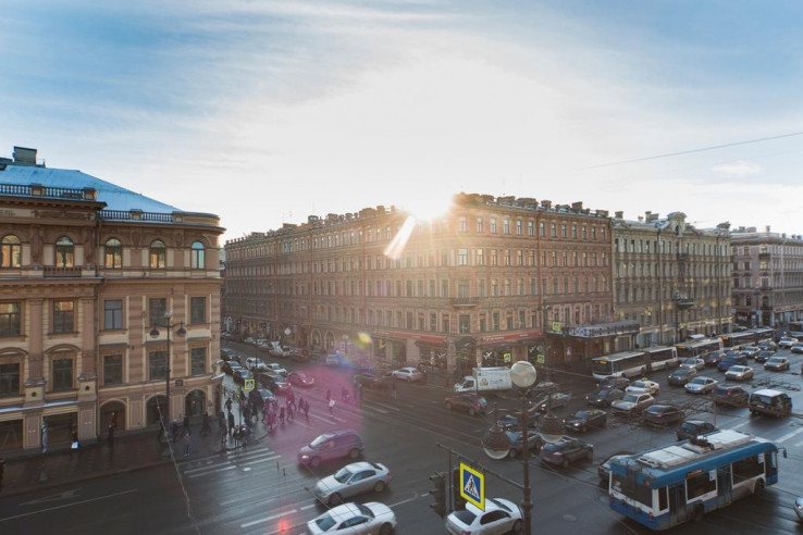 Pogostite.ru - Соло на Большой Московской 1 - Уютные Номера #1