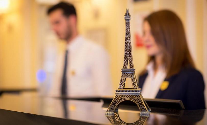 Pogostite.ru - Paris Hotel Yerevan - Париж Ереван - В Центре #6