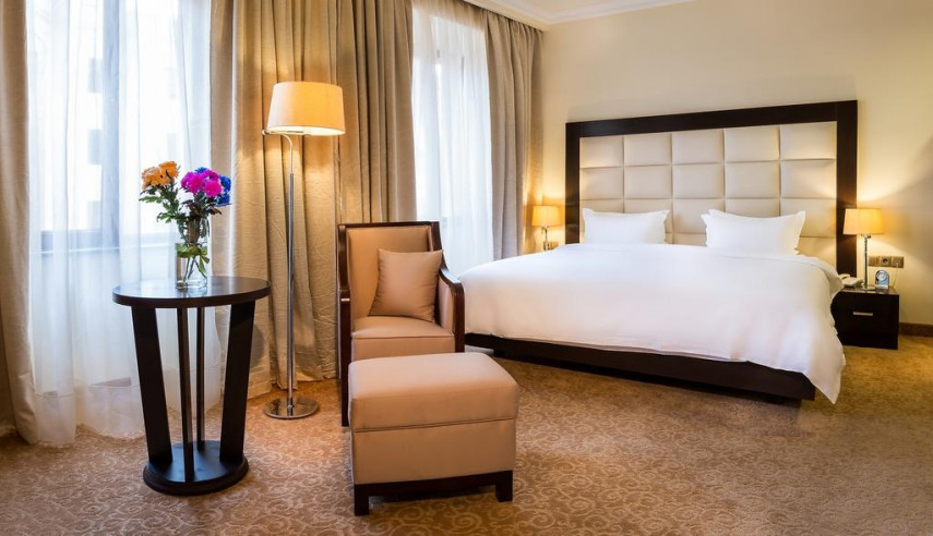 Pogostite.ru - Paris Hotel Yerevan - Париж Ереван - В Центре #20