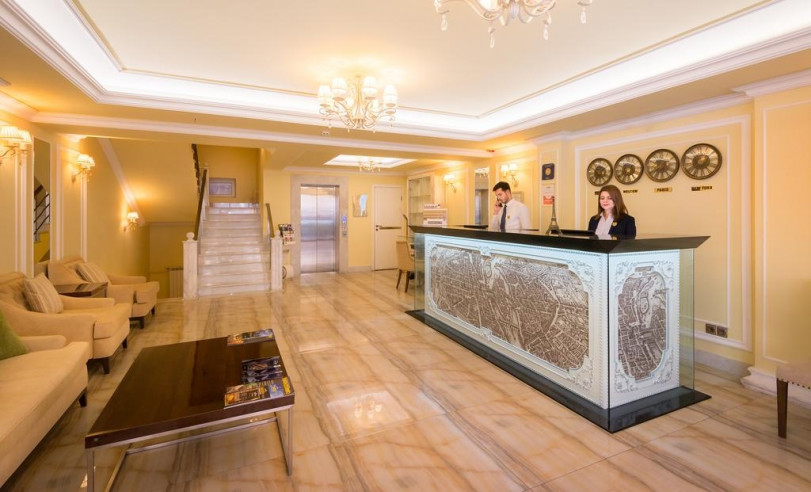Pogostite.ru - Paris Hotel Yerevan - Париж Ереван - В Центре #4