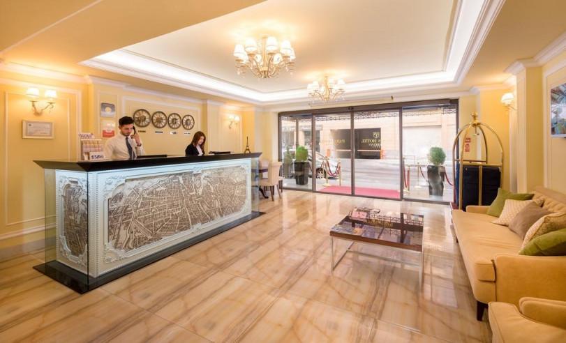 Pogostite.ru - Paris Hotel Yerevan - Париж Ереван - В Центре #5