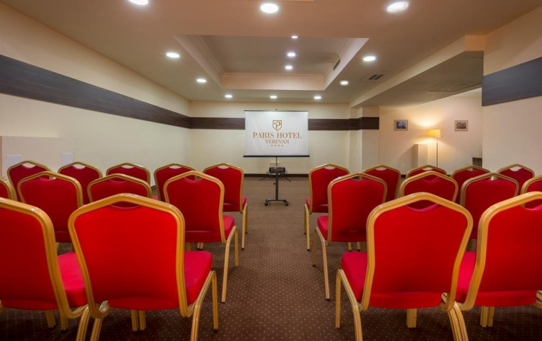 Pogostite.ru - Paris Hotel Yerevan - Париж Ереван - В Центре #41
