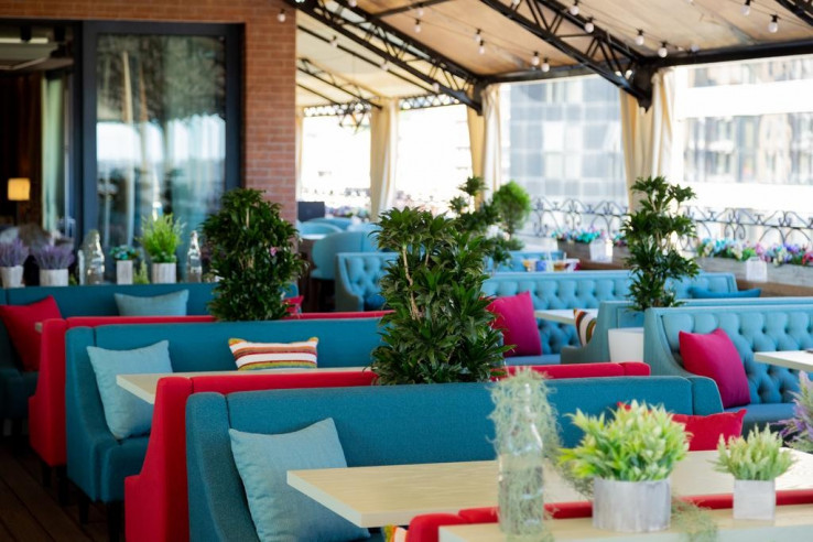 Pogostite.ru - Paris Hotel Yerevan - Париж Ереван - В Центре #7