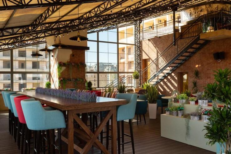 Pogostite.ru - Paris Hotel Yerevan - Париж Ереван - В Центре #10