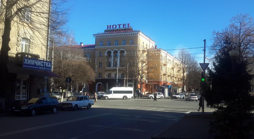 Pogostite.ru - ПЛАНЕТА ЛЮКС | г. Владикавказ | ж/д вокзал рядом #1