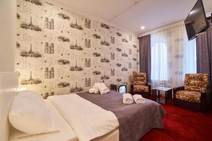 Pogostite.ru - Отель Ок (Басманный Район) - Стильные Номера #27