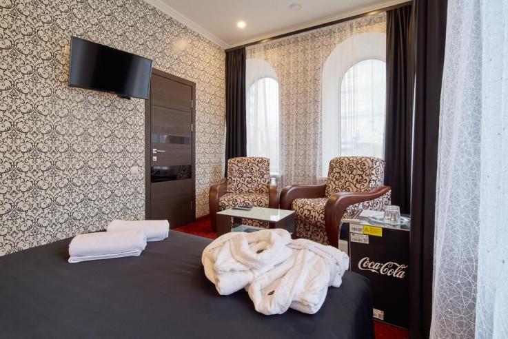 Pogostite.ru - Отель Ок (Басманный Район) - Стильные Номера #2