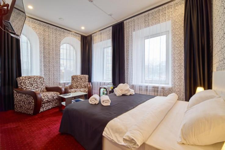 Pogostite.ru - Отель Ок (Басманный Район) - Стильные Номера #32