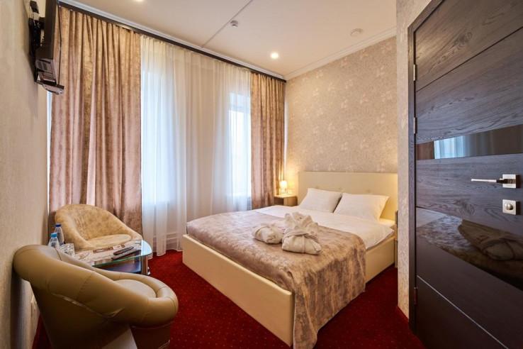 Pogostite.ru - Отель Ок (Басманный Район) - Стильные Номера #38