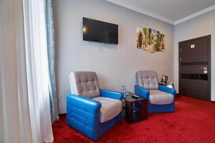 Pogostite.ru - Отель Ок (Басманный Район) - Стильные Номера #44