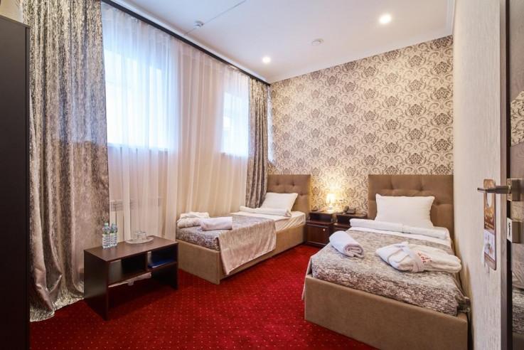 Pogostite.ru - Отель Ок (Басманный Район) - Стильные Номера #9
