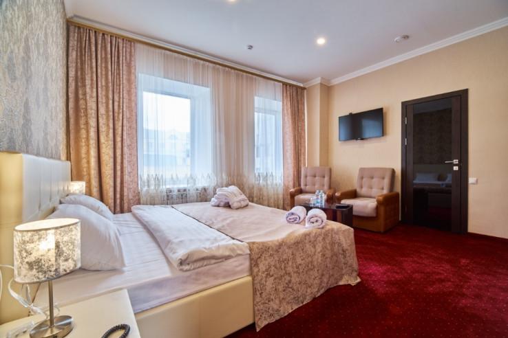 Pogostite.ru - Отель Ок (Басманный Район) - Стильные Номера #19
