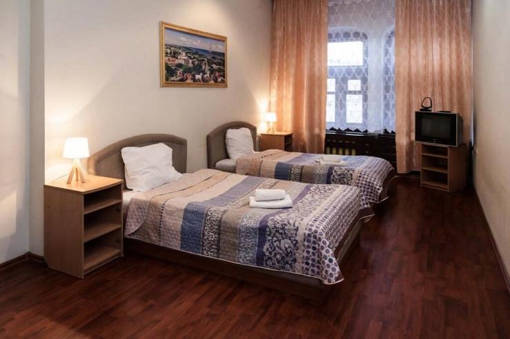 Pogostite.ru - Hotel Old Riga (б. ГородОтель на Рижском) #1