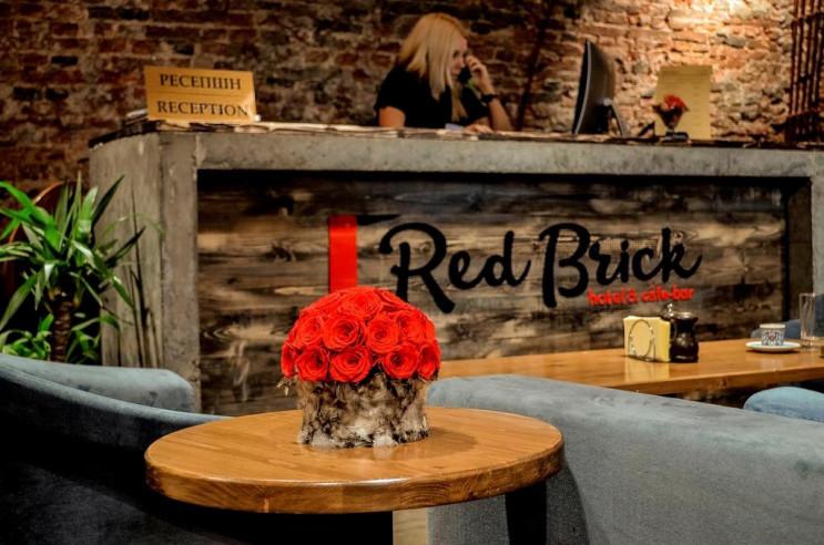 Pogostite.ru - Ред Брик - Red Brick Китай-город - Стильный Интерьер #4