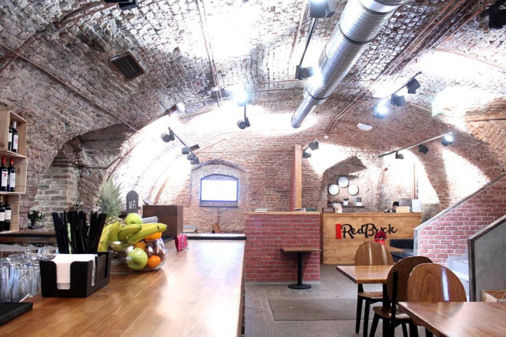 Pogostite.ru - Ред Брик - Red Brick Китай-город - Стильный Интерьер #12