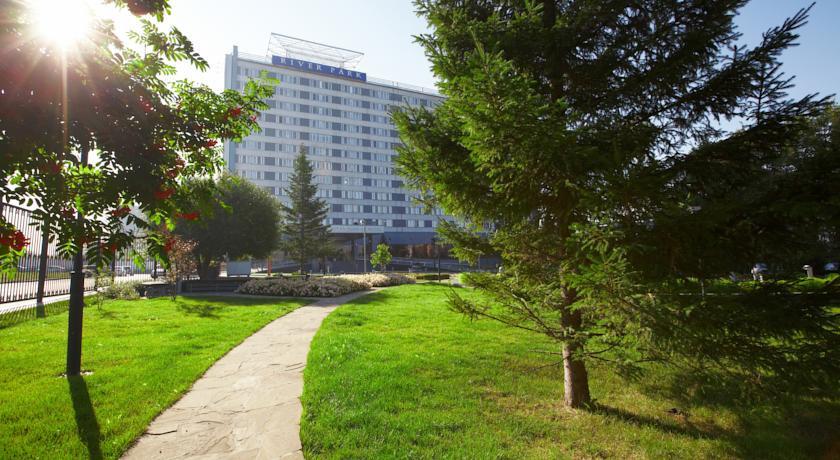 Pogostite.ru - Ривер Парк - River Park   г. Новосибирск, центр   Сауна   Баня   Парковка #1