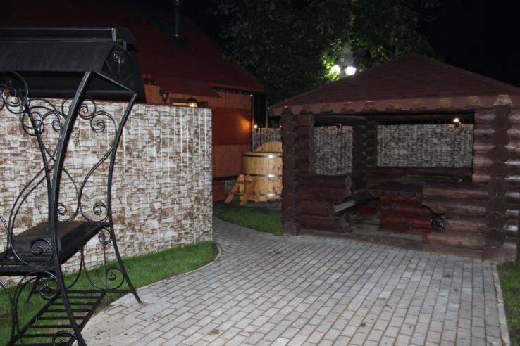 Pogostite.ru - Форт Нокс (Джакузи, Бассейн, Баня) #24