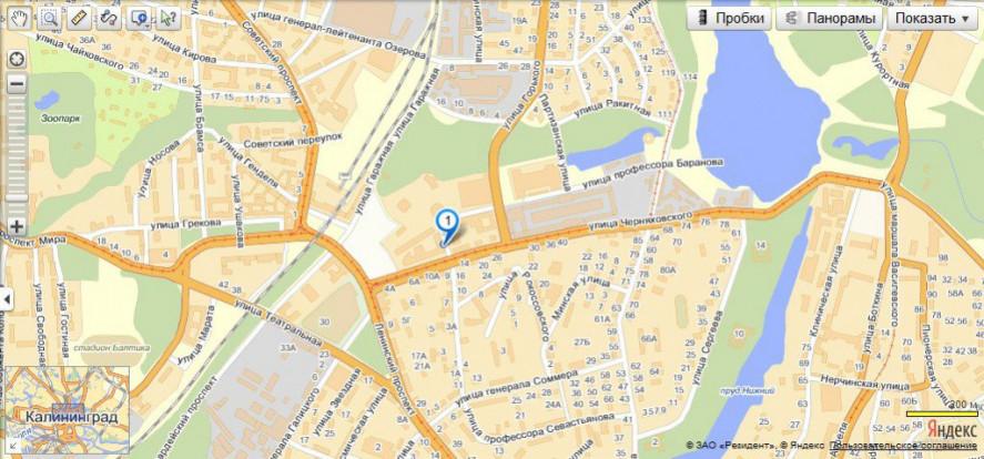 Pogostite.ru - Рэдиссон Radisson Калининград   исторический центр   парковка   жд вокзал #21