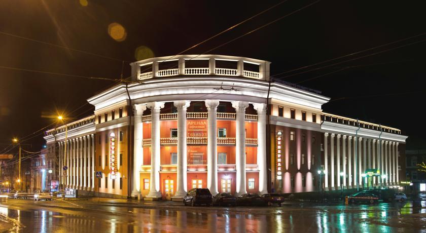 Pogostite.ru - Северная | Петрозаводск, центр | СПА | Сауна #1