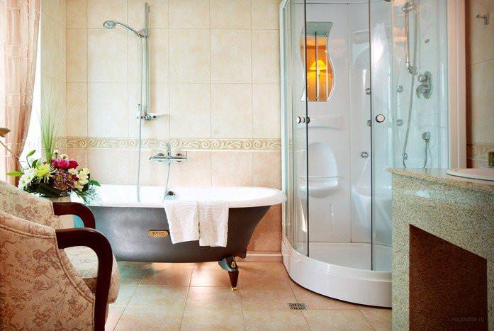 Pogostite.ru - Дон Плаза Конгресс Отель | В центре | СПА | Бассейн | Сауна #11