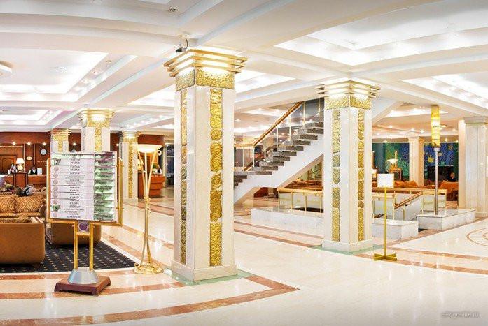 Pogostite.ru - Дон Плаза Конгресс Отель | В центре | СПА | Бассейн | Сауна #3