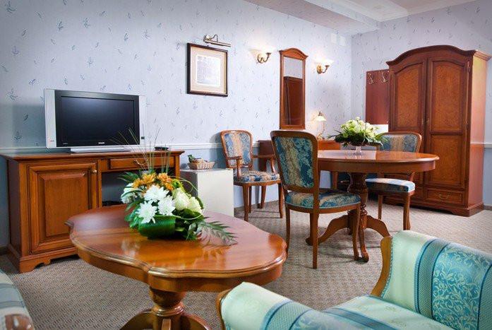 Pogostite.ru - Дон Плаза Конгресс Отель | В центре | СПА | Бассейн | Сауна #6
