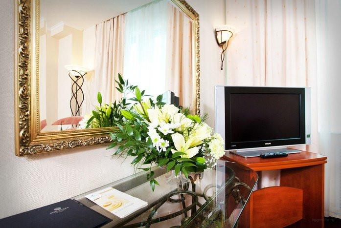Pogostite.ru - Дон Плаза Конгресс Отель | В центре | СПА | Бассейн | Сауна #8