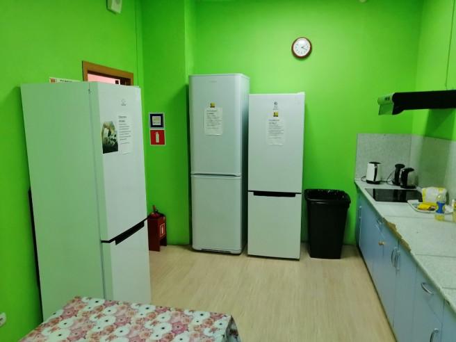 Pogostite.ru - Аврора Бизнес Хостел - Комната в Общежитии #9
