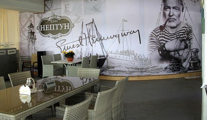Pogostite.ru - ЖЕМЧУЖИНА   г. Сочи   подогреваемый бассейн с морской водой   1 линия #20