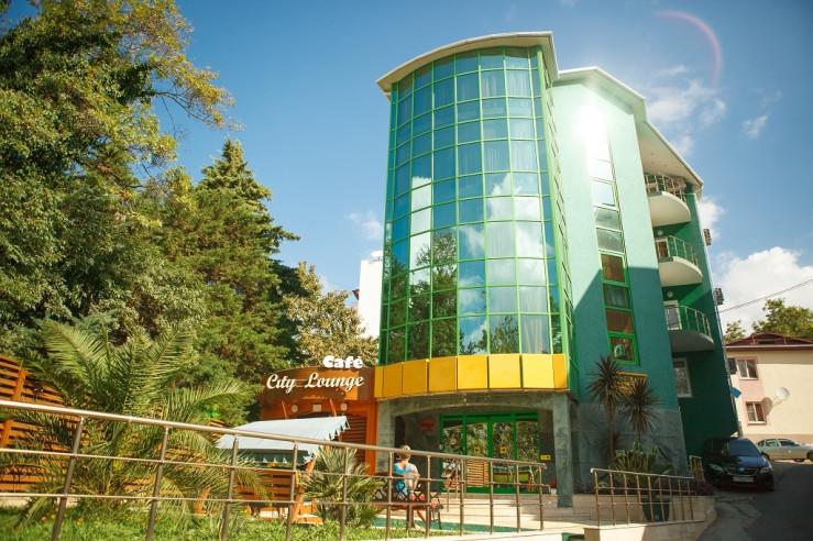 Pogostite.ru - ЭКОДОМ | г. Сочи | парк Ривьерра | бассейн | турецкая баня #2