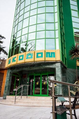 Pogostite.ru - ЭКОДОМ | г. Сочи | парк Ривьерра | бассейн | турецкая баня #1