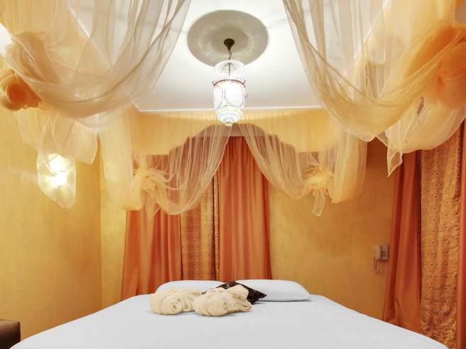 Pogostite.ru - Рандеву Новослободская (Тематический Отель для свиданий с джакузи) #34